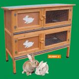 Kleintierbehausung Bunny