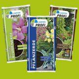 Blumenerde und Pflanzerde