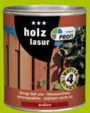 PROFI Holzlasur