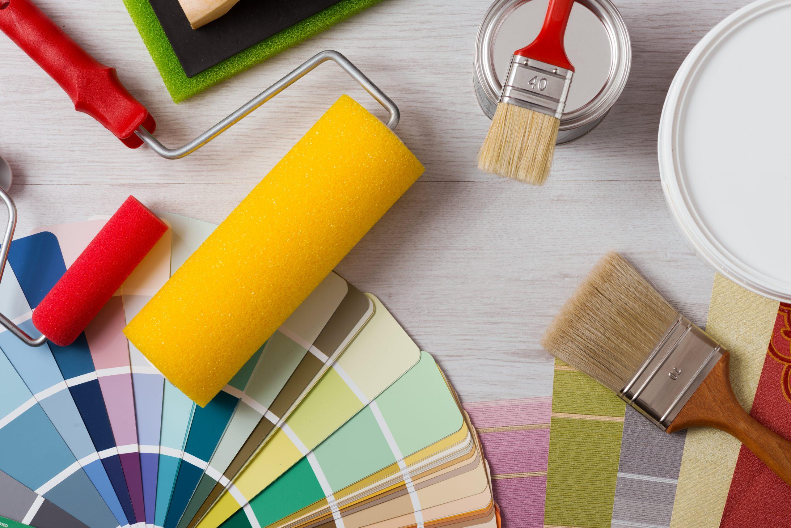 Farben & Tapeten