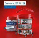 Remmers MB 2K – Die nächste Generation der multifunktionalen Bauwerksabdichtung